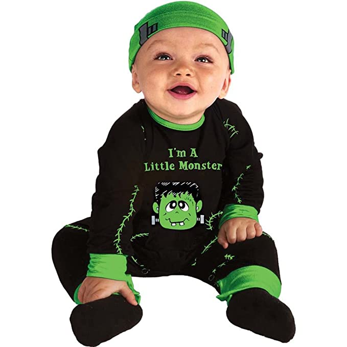 6f9d51336 Amazon.com  Lil Monster Baby Costume  Clothing