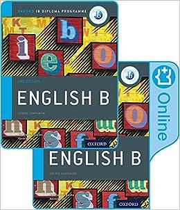 IB English B Course Book Pack: Oxford IB Diploma Programme