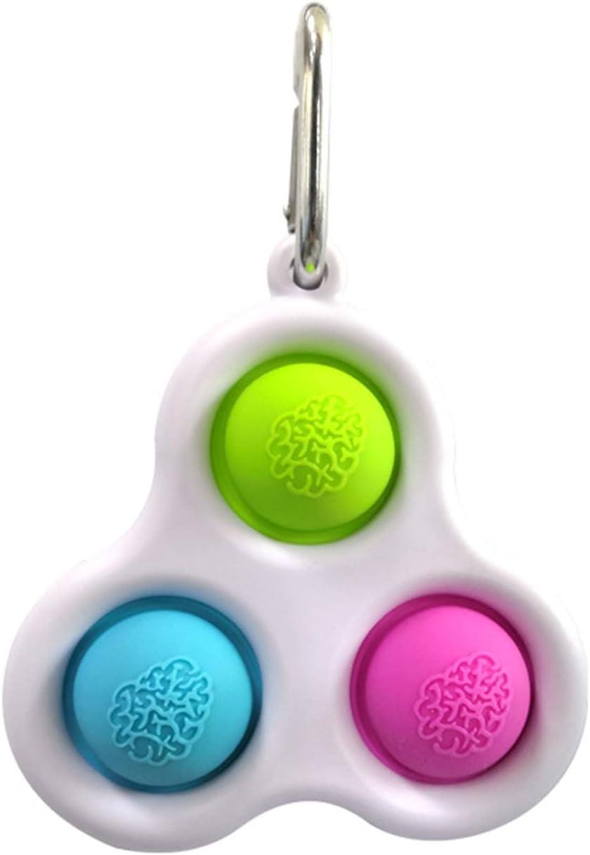 BULINGNA Fidget Dimple Toy