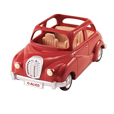 Calico Critters Cherry Cruiser: Toys & Games