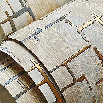 KYDJ ® Schlafzimmer Wohnzimmer Sofa Vlies Tapete Modern Minimalist 0.53 *  10M