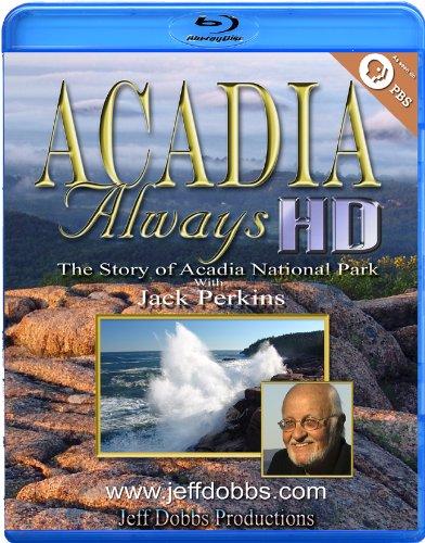 Acadia Always: The Story of Acadia National Park- Blu-ray