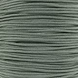 Mil Spec Type III 550 Paracord - 7 Strand Core - Sage Green - Nylon Commercial Grade, Parachute Cord, Survival Cord - 10 Ft Hank