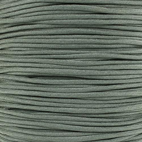 Mil Spec Type III 550 Paracord - 7 Strand Core - Sage Green - Nylon Commercial Grade, Parachute Cord, Survival Cord - 10 Ft Hank by PARACORD PLANET (Image #1)