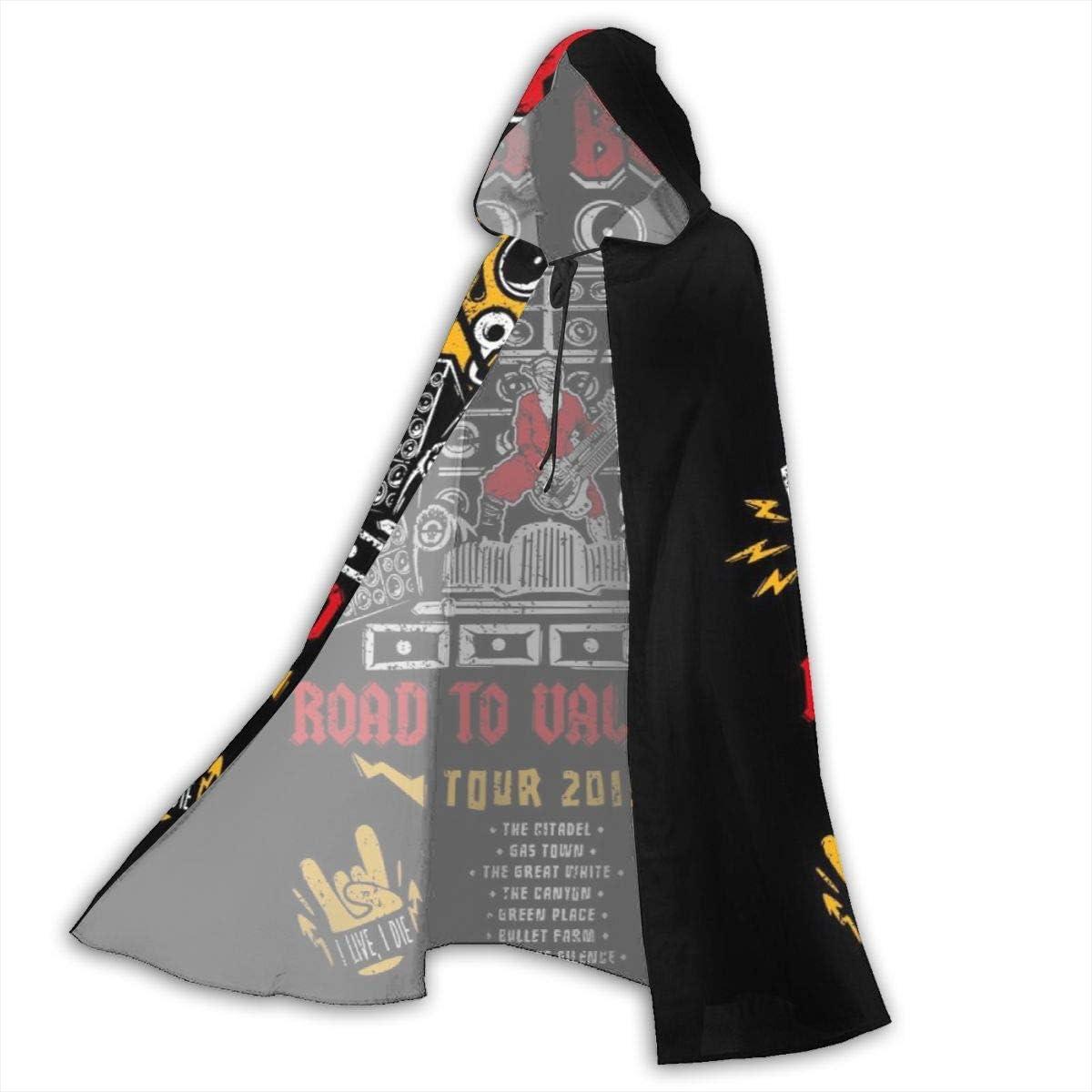 AISFGBJ - Disfraz de Bruja con Capucha para niños de la Guerra de ...