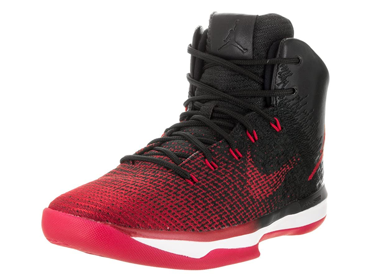 cheap for discount 273ad d74b3 Amazon.com   Nike Mens Air Jordan XXXI Basketball Shoes Black University Red  White 845037-001 Size 12   Basketball