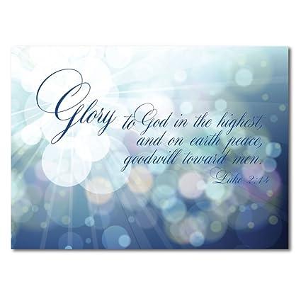 christian christmas greeting card h1609 a christmas card with an inspirational faith based message - Christian Christmas Card Messages