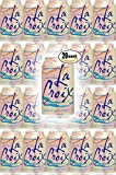 La Croix Peach-Pear Naturally Essenced Flavored Sparkling Water, 12 oz Can (Pack of 20, Total of 240 Oz)