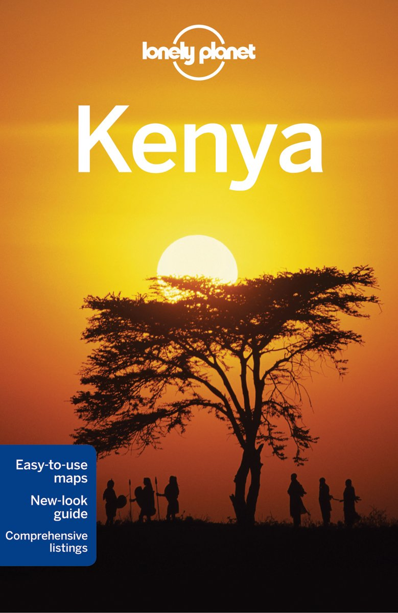 Lonely Planet Kenya (Country Regional Guides)