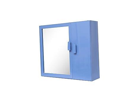 Winaco Mini Daina 5 Plastic Bathroom Mirror Cabinet