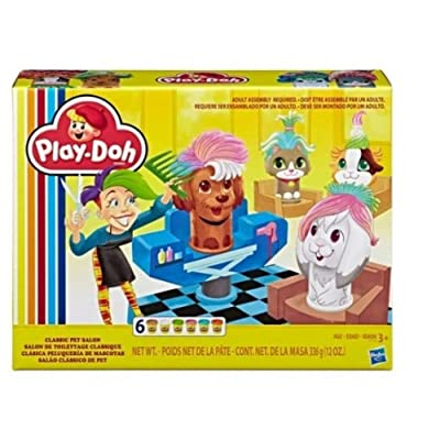 Play Dough Classic Pet Salon: Toys & Games
