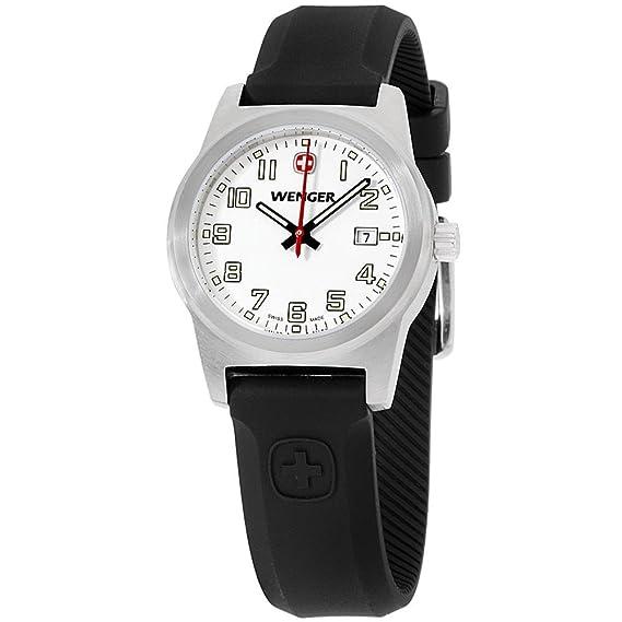 Wenger Field Classic Reloj de Mujer Cuarzo Suizo 32mm 01.0411.108