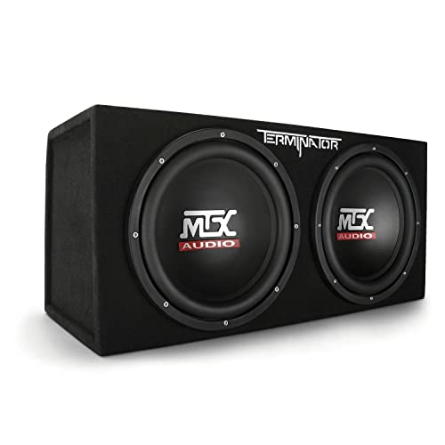 MTX Audio Terminator 12-Inch Sub Enclosure – Best Entry-Level Sub