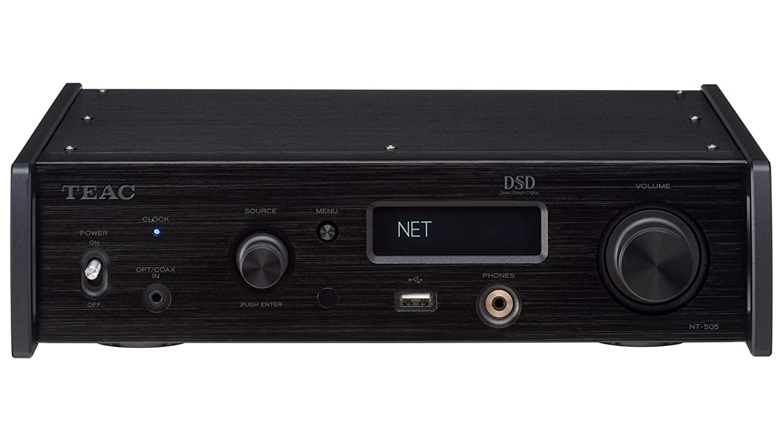 TEAC USB DAC/ネットワークプレーヤー NT-505