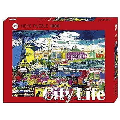 Heye Vd 29741 Puzzle Classico I Love Paris 1000 Pezzi