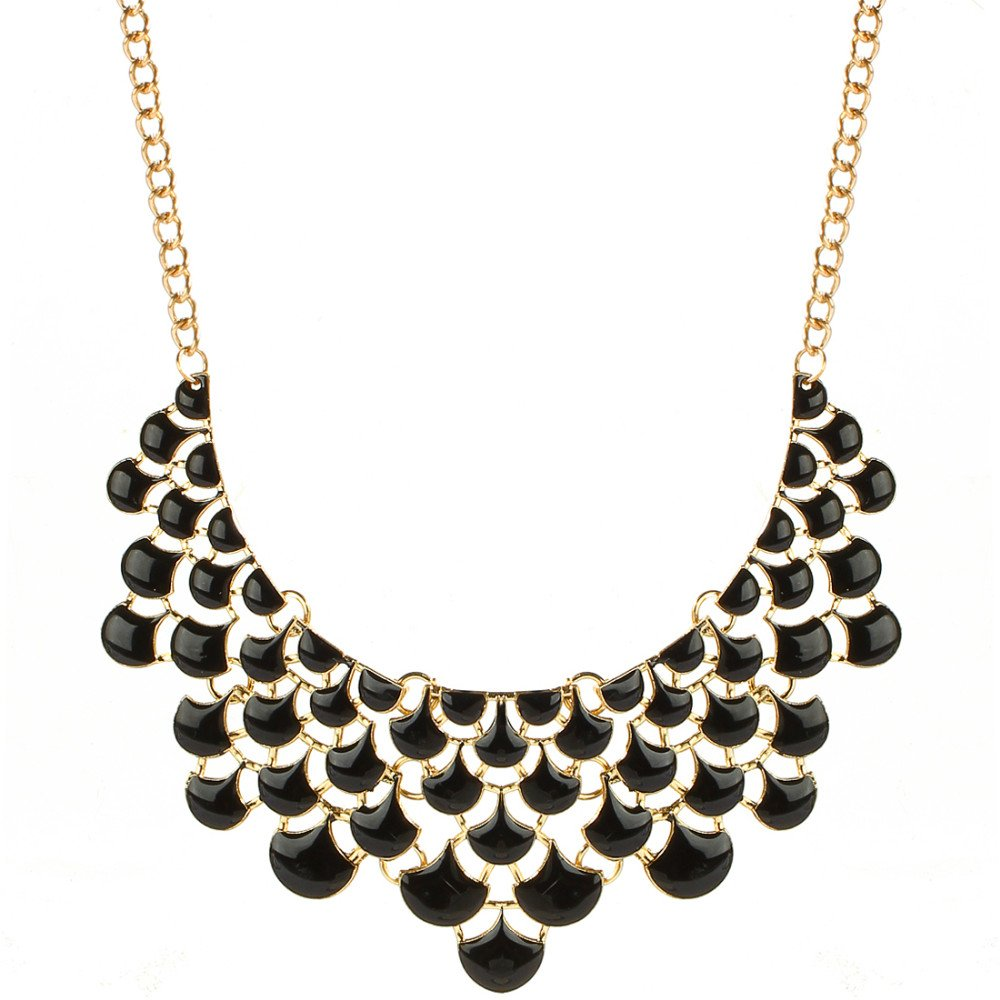 Shining Diva Fashion Jewellery Modern Necklace for Girls and Women