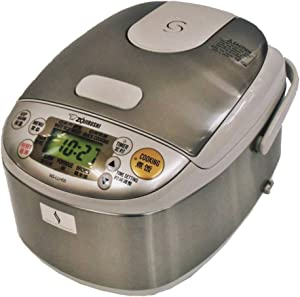 Zojirushi Rice Cooker 0.54l Ns-llh05-xa(for 220-230v, 50/60hz)
