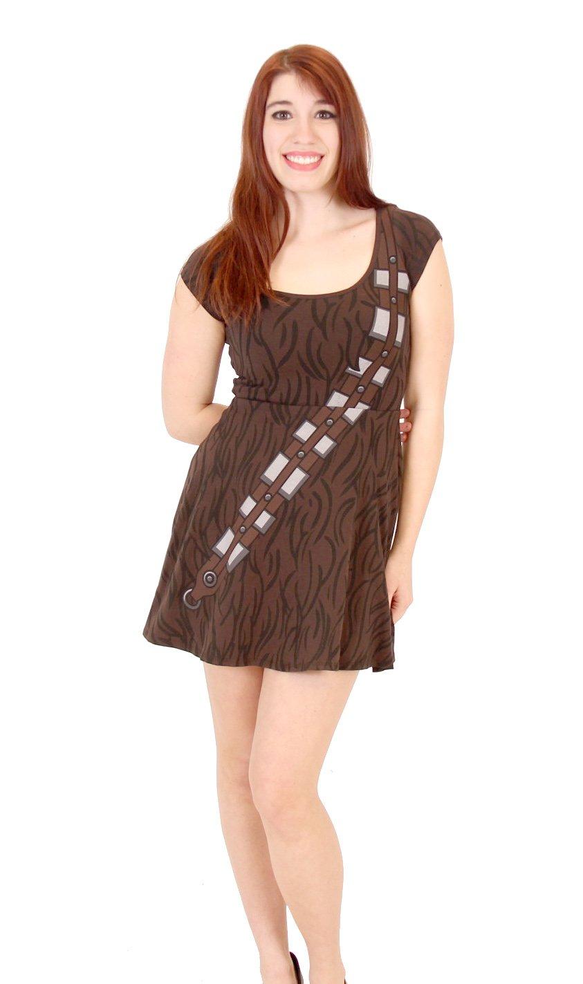 Star Wars Chewbacca Skater Dress - XL