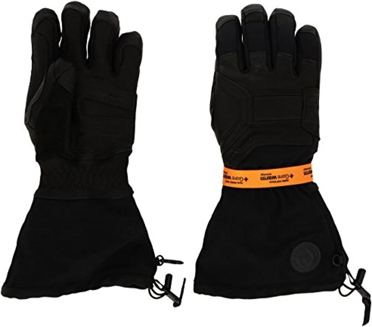 Black Diamond Guide Gloves /& Cooling Towel Bundle