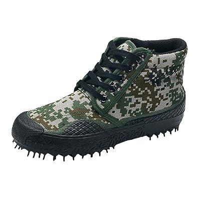 Wanderschuhe NEU Militär Camouflage Wanderschuhe Outdoor Trekking Hiking Schuhe Sneaker