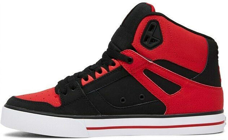 DC Men's Pure High-top Wc Skateboard, Skate Shoe: Shoes