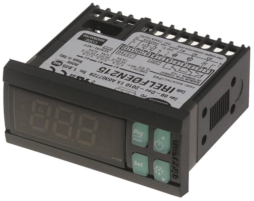 régulateur électronique Carel type irelf0en215, Electrolux alpeninox