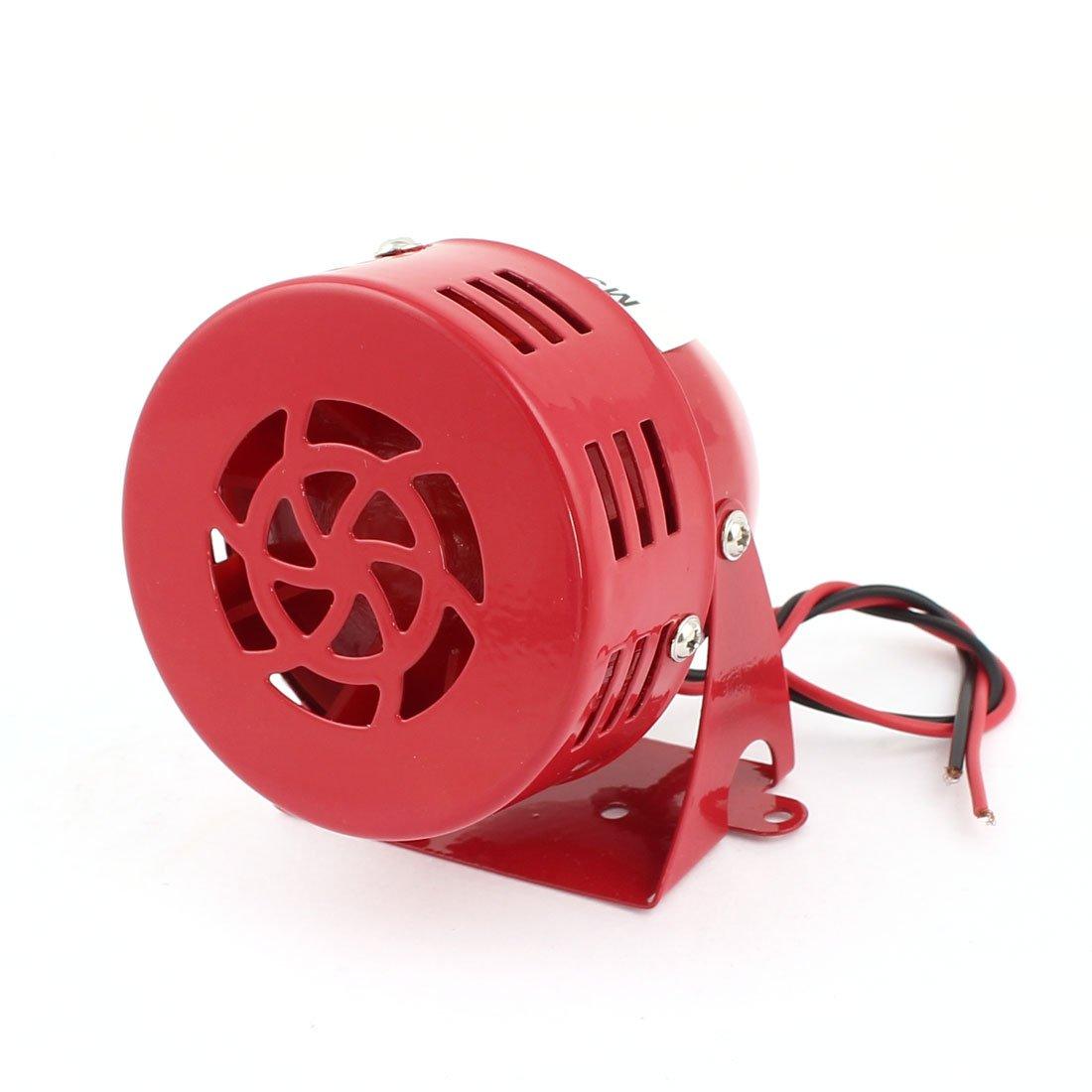 School Factory Alarm Alarmanlage Electric Red DC 24V - 190 MS