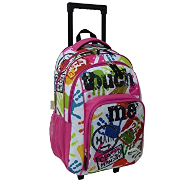 Ranking Mochila Escolar con Ruedas para Chica Toy Bags 028: Amazon.es: Juguetes y juegos