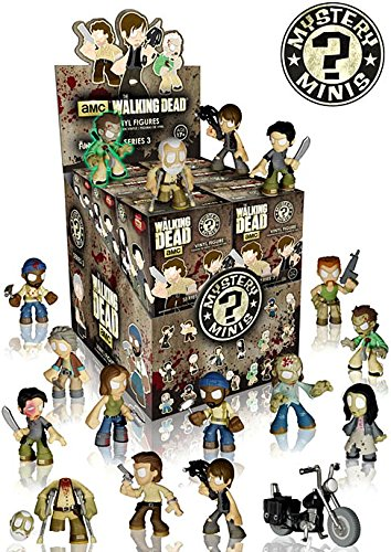 Walking Dead Mystery Minis Series 3 Mini-Figure Display Box 12 - Display Piece 12