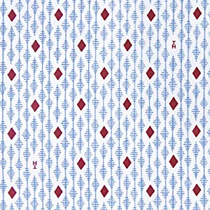 Tommy Hilfiger Diamond Lines Sheet Set