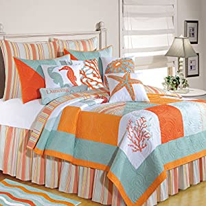 61%2BN82pKp%2BL._SS300_ Beach Quilts & Nautical Quilts & Coastal Quilts