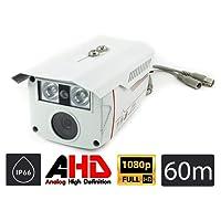 Camera de Segurança AHD 1080p Alta Resolução IP66