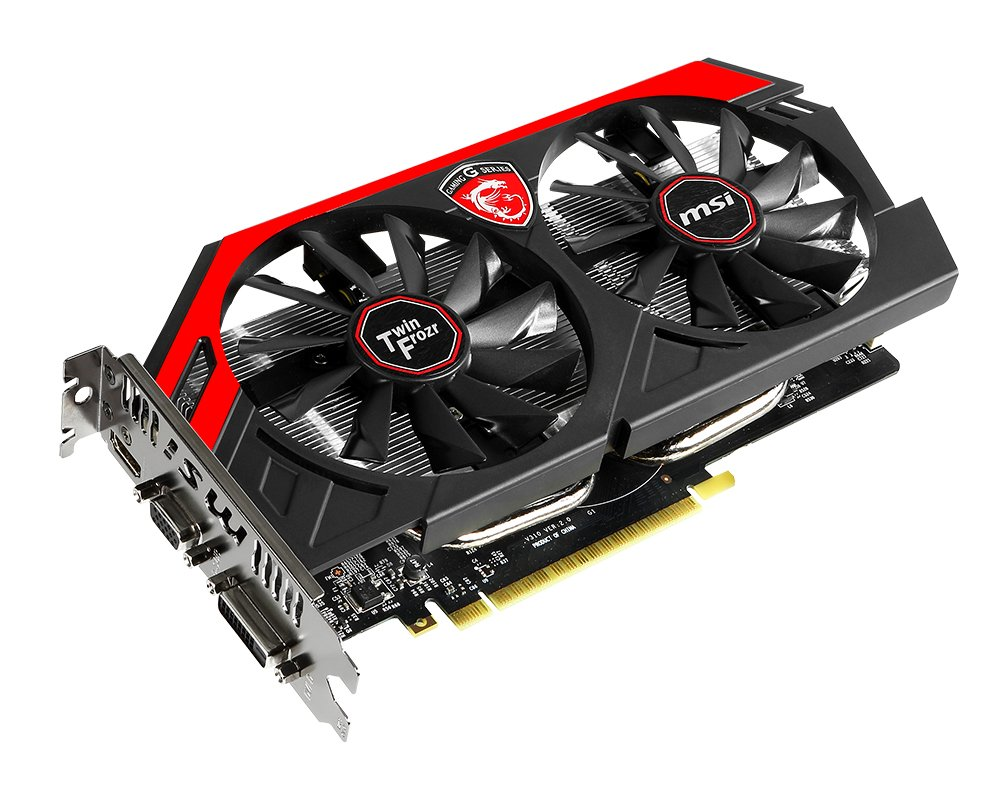 MSI V310-003R NVIDIA GeForce GTX 750 Ti 2GB - Tarjeta ...