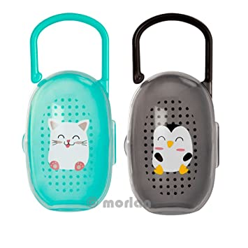 Chicco Pop Friends Portachupetes +0meses, 1Ud: Amazon.es ...