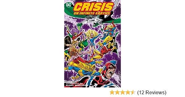 Crisis on Infinite Earths Companion Deluxe Vol. 1