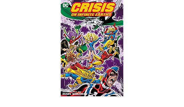 Crisis on Infinite Earths Companion Deluxe Vol. 1 (English ...