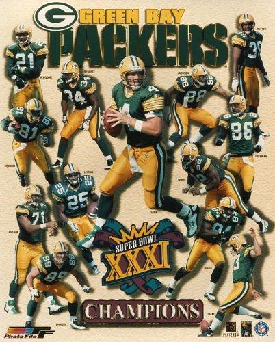Green Bay Packers Super Bowl XXXI Champions ()