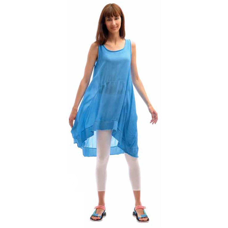 """Nicky"" - Light And Fluid Mid-Long Dress"