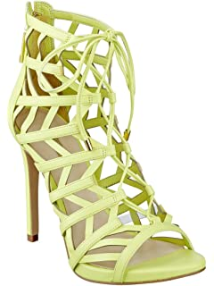 Guess Womens Anasia2 Platform Dress Sandal