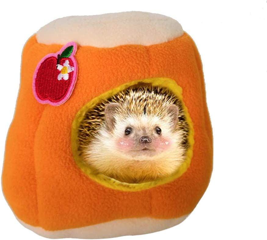 mnoMINI Hamaca para Mascotas, Hamaca para Colgar en el árbol, casa de Pan, hámster, Loro y Erizo, nidos cálidos, Hamaca para Mascotas, Suministros para Mascotas