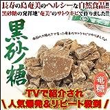 奄美諸島特産 黒砂糖 【1個】