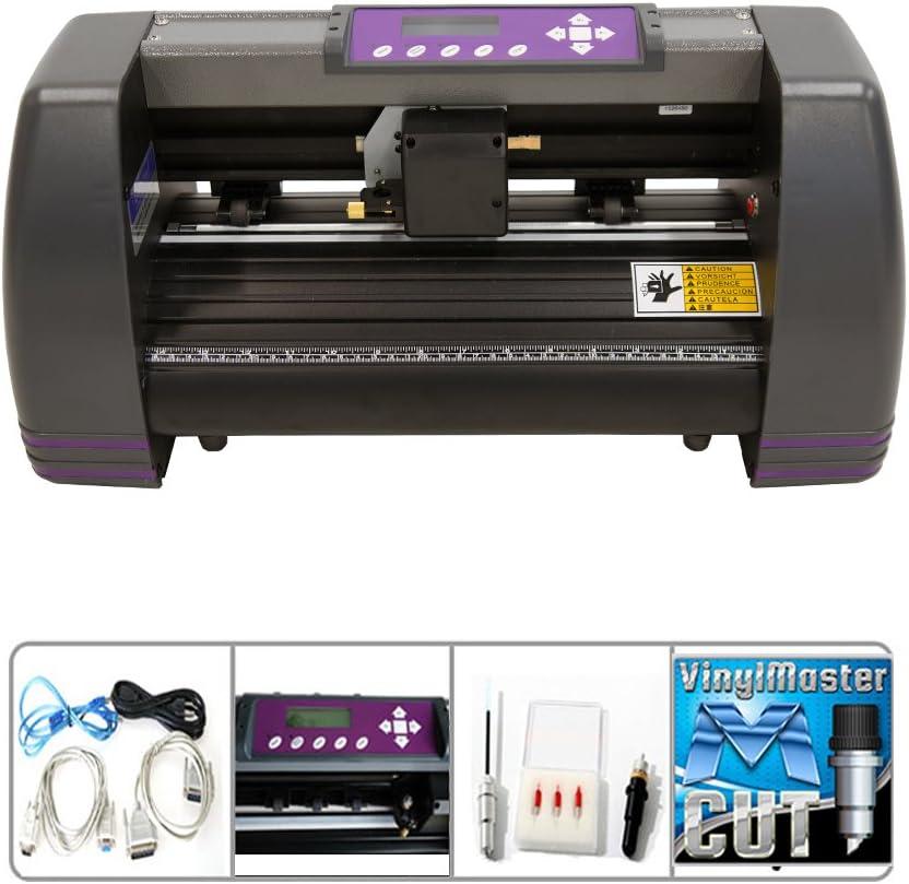 uscutter 14 pulgadas MH Craft Cortador de vinilo Plotter con el software de vinylmaster (corte diseño y): Amazon.es: Juguetes y juegos