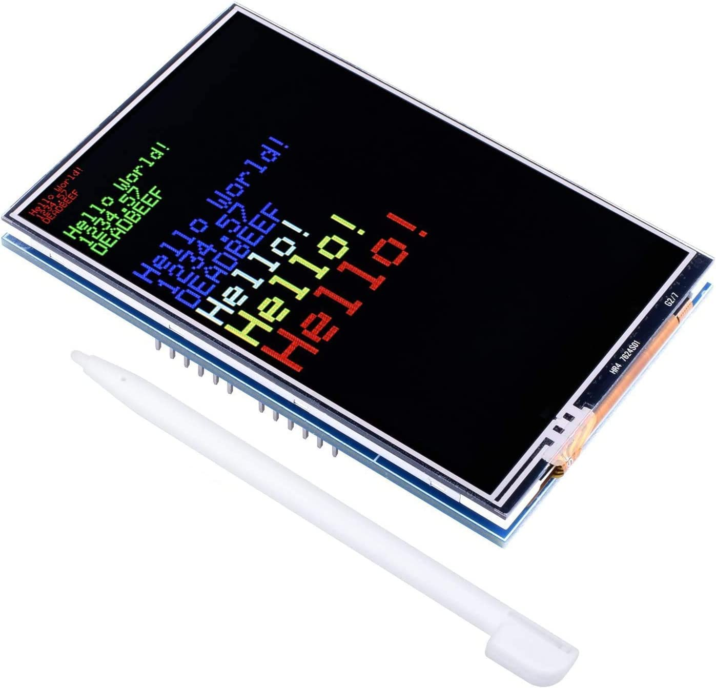 Kuman 3.5 inch TFT Touch Screen with SD Card Socket Compatible for Arduino Mega2560 Board SC3A-1