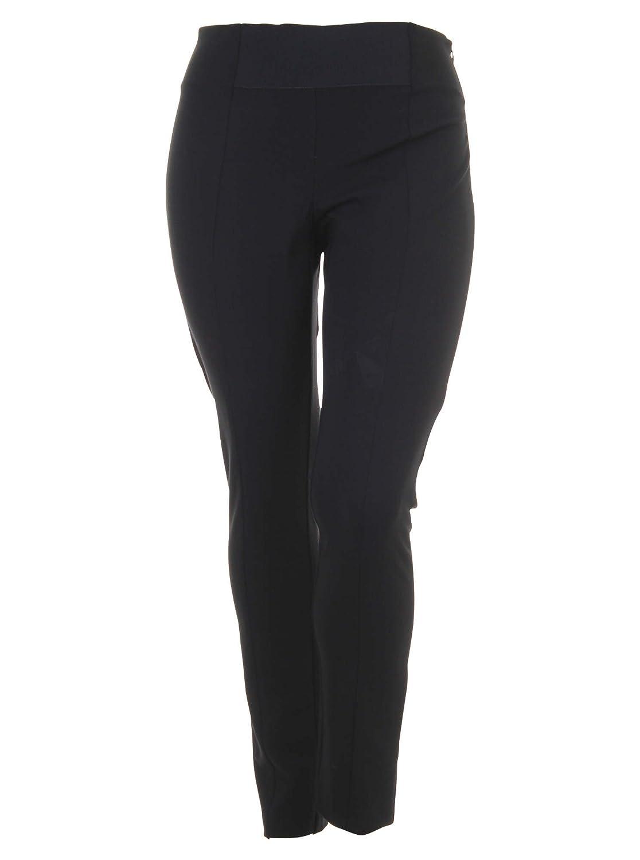 Bequeme Leggings in schwarz in Übergrößen (40, 42, 44, 46, 48, 50, 52) von Elena Miro