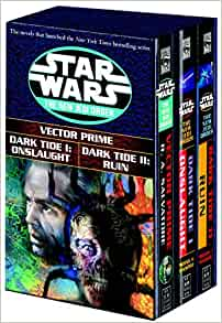 Star wars new jedi order books