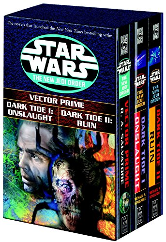 with Star Wars Fiction Novels design