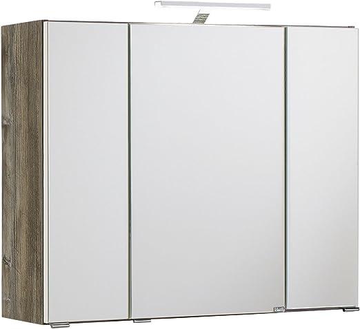 3d Spiegelschrank Badschrank Badmobel Spiegel Badezimmer Schrank