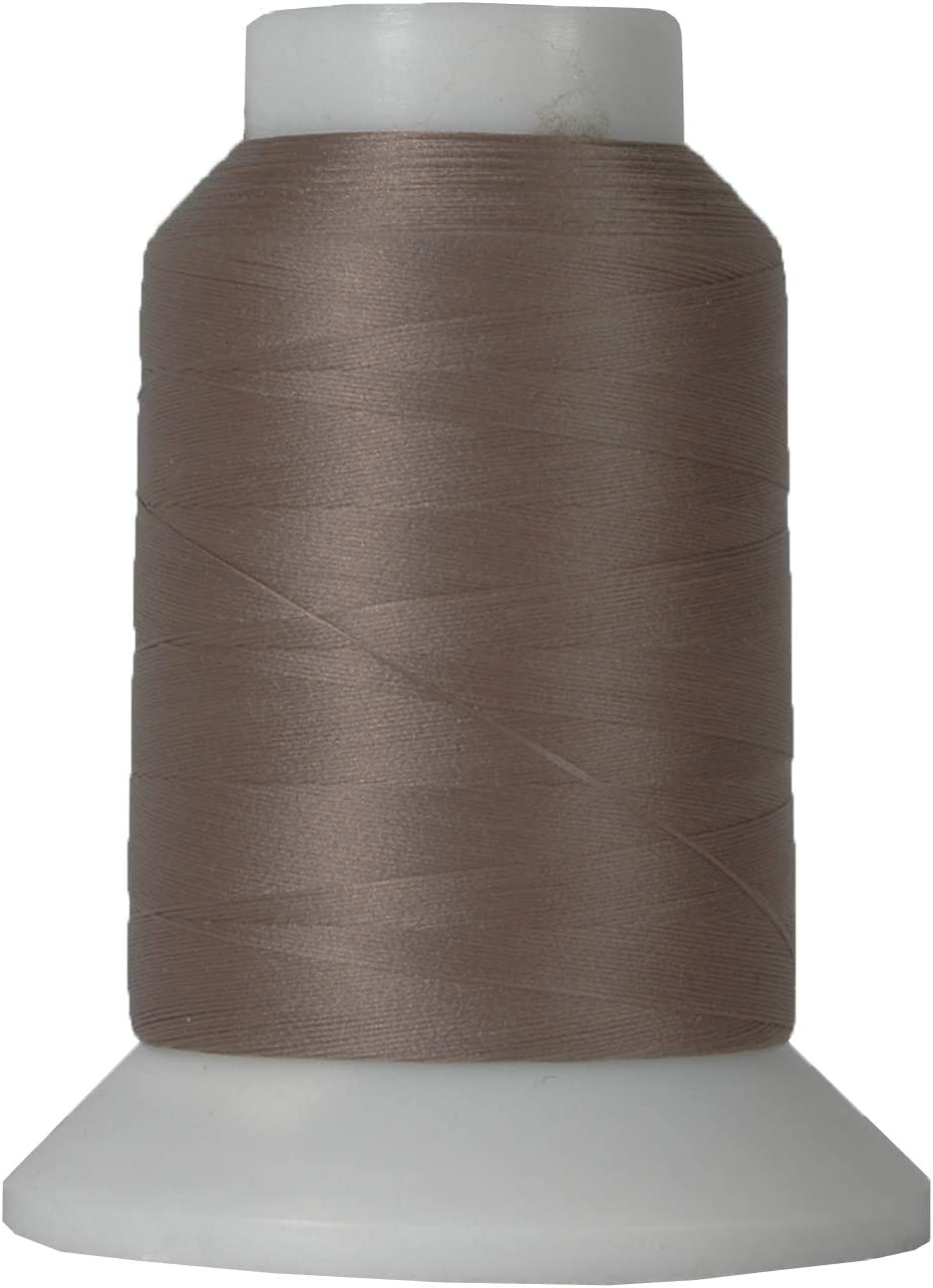 Color 9200 50 Colors Available 1000m Spools PUMPKIN Serger Sewing Stretchy Thread Threadart Wooly Nylon Thread