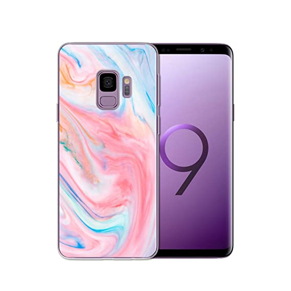 Amazon.com: Carol Chambers Painting TPU Case for Galaxy S9 ...