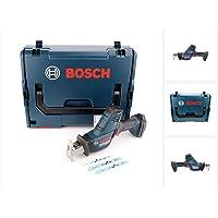 Bosch Professional Scie sabre GSA 18V-Li Compact Click&Go 06016A5001, 18 V, Bleu